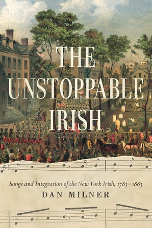 The Unstoppable Irish book image