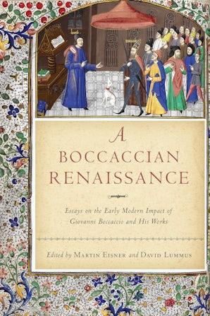 A Boccaccian Renaissance book image