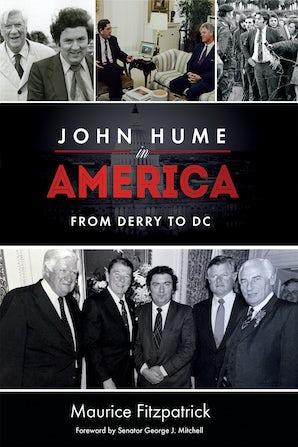 John Hume in America book image
