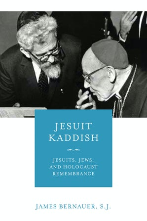 Jesuit Kaddish book image
