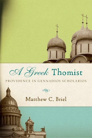 A Greek Thomist book image