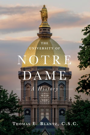 The University of Notre Dame book image