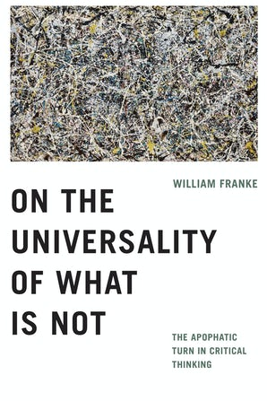 On the Universality of What Is Not book image