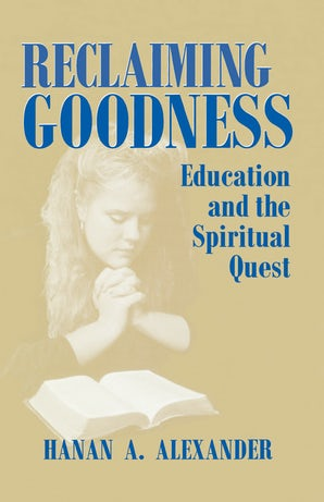 Reclaiming Goodness book image