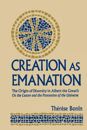 Creation as Emanation book image