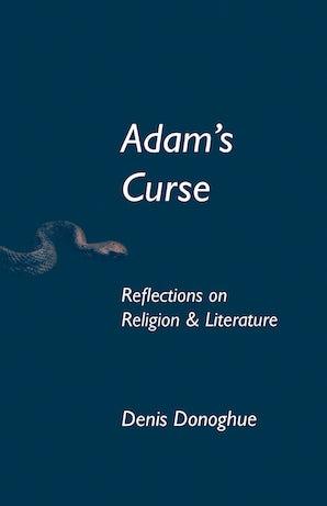 Adam's Curse book image