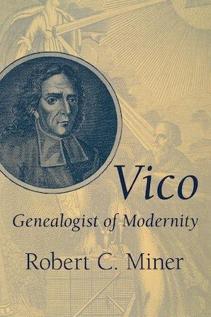 Vico, Genealogist of Modernity book image