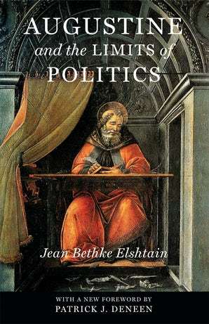 Augustine and the Limits of Politics book image