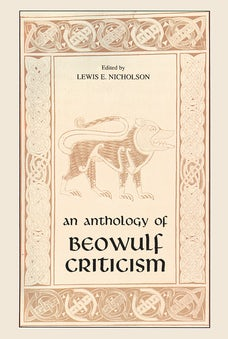 Anthology of Beowulf Criticism, The