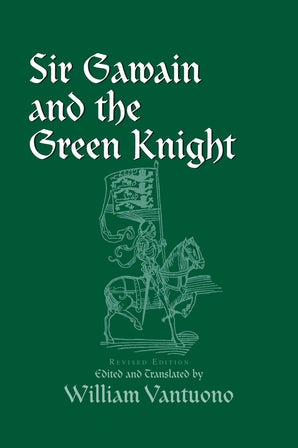 Sir Gawain and the Green Knight book image