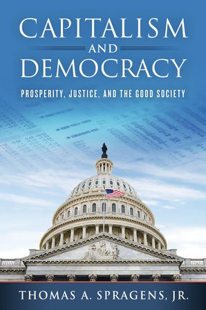 Capitalism and Democracy book image
