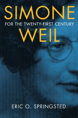 Simone Weil for the Twenty-First Century book image