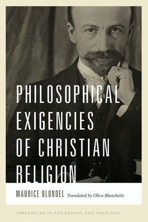 Philosophical Exigencies of Christian Religion book image