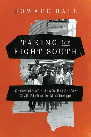 Taking the Fight South book image