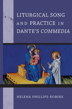 Liturgical Song and Practice in Dante's Commedia book image