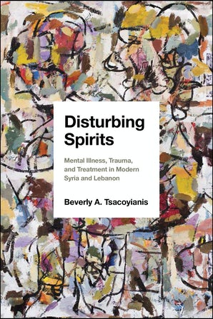 Disturbing Spirits book image