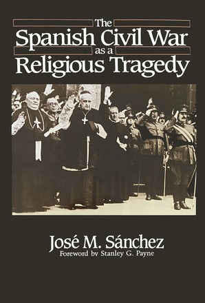 The Spanish Civil War as a Religious Tragedy book image