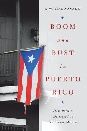 Boom and Bust in Puerto Rico book image