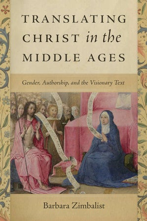 Translating Christ in the Middle Ages book image
